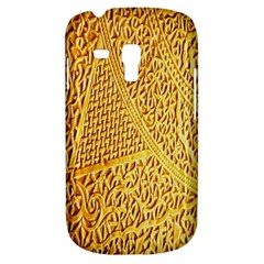 Gold Pattern Galaxy S3 Mini