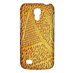 Gold Pattern Galaxy S4 Mini