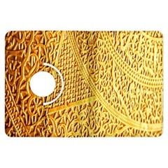 Gold Pattern Kindle Fire Hdx Flip 360 Case