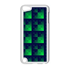 Fractal Apple Ipod Touch 5 Case (white)