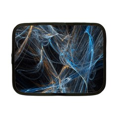 Fractal Tangled Minds Netbook Case (small)
