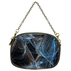 Fractal Tangled Minds Chain Purses (two Sides)