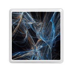 Fractal Tangled Minds Memory Card Reader (square)