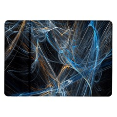 Fractal Tangled Minds Samsung Galaxy Tab 10 1  P7500 Flip Case