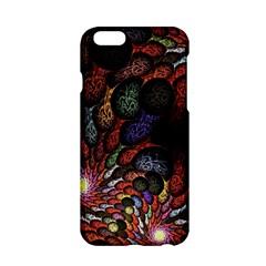 Fractal Swirls Apple Iphone 6/6s Hardshell Case