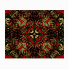 Fractal Kaleidoscope Small Glasses Cloth (2 Side)