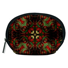 Fractal Kaleidoscope Accessory Pouches (medium)