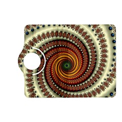 Fractal Pattern Kindle Fire Hd (2013) Flip 360 Case