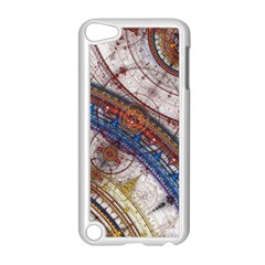 Fractal Circles Apple Ipod Touch 5 Case (white)