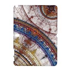 Fractal Circles Galaxy Note 1