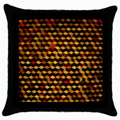 Fond 3d Throw Pillow Case (black)