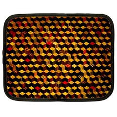 Fond 3d Netbook Case (large)