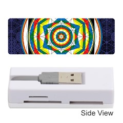 Flower Of Life Universal Mandala Memory Card Reader (stick)