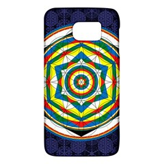 Flower Of Life Universal Mandala Galaxy S6