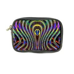 Curves Color Abstract Coin Purse