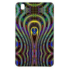 Curves Color Abstract Samsung Galaxy Tab Pro 8 4 Hardshell Case