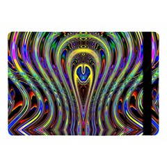 Curves Color Abstract Apple Ipad Pro 10 5   Flip Case