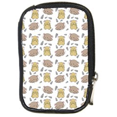 Cute Hamster Pattern Compact Camera Cases