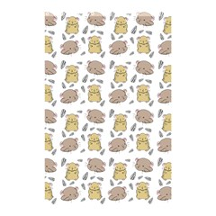 Cute Hamster Pattern Shower Curtain 48  X 72  (small)