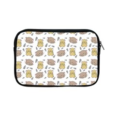 Cute Hamster Pattern Apple Ipad Mini Zipper Cases