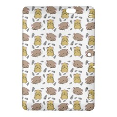 Cute Hamster Pattern Kindle Fire Hdx 8 9  Hardshell Case