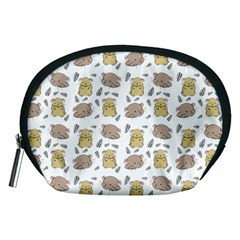 Cute Hamster Pattern Accessory Pouches (medium)