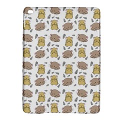 Cute Hamster Pattern Ipad Air 2 Hardshell Cases