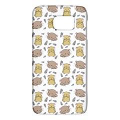 Cute Hamster Pattern Galaxy S6