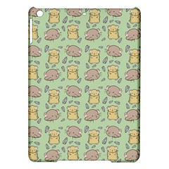 Cute Hamster Pattern Ipad Air Hardshell Cases
