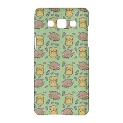 Cute Hamster Pattern Samsung Galaxy A5 Hardshell Case