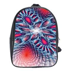 Creative Abstract School Bags (xl)