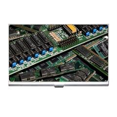 Computer Ram Tech Business Card Holders
