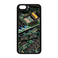 Computer Ram Tech Apple Iphone 5c Seamless Case (black)