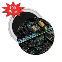 Computer Ram Tech 2 25  Magnets (100 Pack)