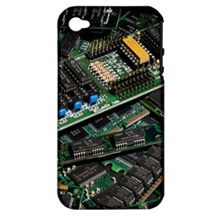 Computer Ram Tech Apple Iphone 4/4s Hardshell Case (pc+silicone)