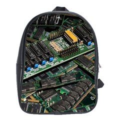 Computer Ram Tech School Bags (xl)