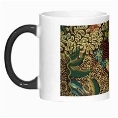 Colorful The Beautiful Of Art Indonesian Batik Pattern Morph Mugs