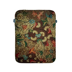 Colorful The Beautiful Of Art Indonesian Batik Pattern Apple Ipad 2/3/4 Protective Soft Cases