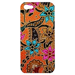 Colorful The Beautiful Of Art Indonesian Batik Pattern(1) Apple Iphone 5 Hardshell Case