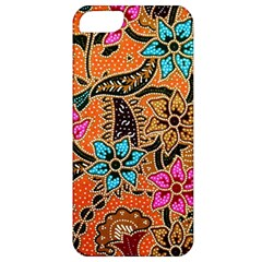 Colorful The Beautiful Of Art Indonesian Batik Pattern(1) Apple Iphone 5 Classic Hardshell Case