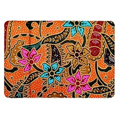 Colorful The Beautiful Of Art Indonesian Batik Pattern(1) Samsung Galaxy Tab 8 9  P7300 Flip Case