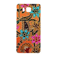 Colorful The Beautiful Of Art Indonesian Batik Pattern(1) Samsung Galaxy Alpha Hardshell Back Case
