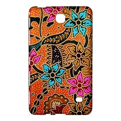 Colorful The Beautiful Of Art Indonesian Batik Pattern(1) Samsung Galaxy Tab 4 (8 ) Hardshell Case