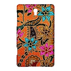 Colorful The Beautiful Of Art Indonesian Batik Pattern(1) Samsung Galaxy Tab S (8 4 ) Hardshell Case