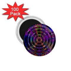 Color In The Round 1 75  Magnets (100 Pack)