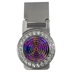 Color In The Round Money Clips (cz)