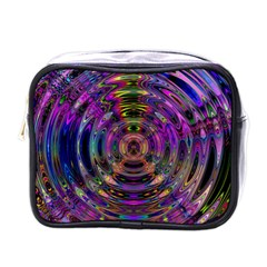 Color In The Round Mini Toiletries Bags