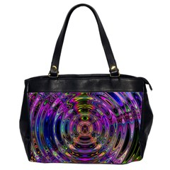 Color In The Round Office Handbags (2 Sides)