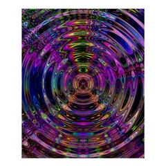 Color In The Round Shower Curtain 60  X 72  (medium)