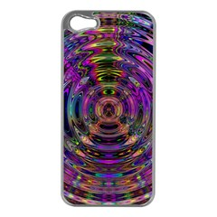 Color In The Round Apple Iphone 5 Case (silver)